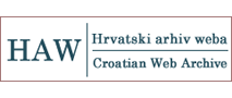Hrvatski arhiv weba