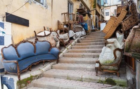 Kauč na trgu